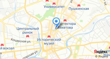 Частный нотариус Цурикова Ирина Михайловна на карте