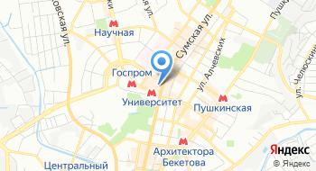 Радио Слобожанщины на карте