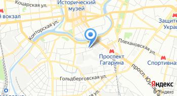 Интернет-магазин Avtocar. in.ua на карте
