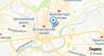 Арт-дизайн на карте