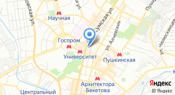 Израильский культурный центр при посольстве государства Израиля в Украине на карте