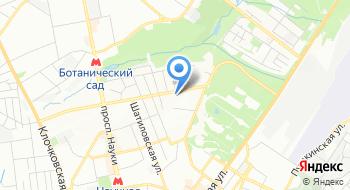Тир Харьков Сафари Латэк на карте
