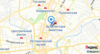 Фирма Твист на карте