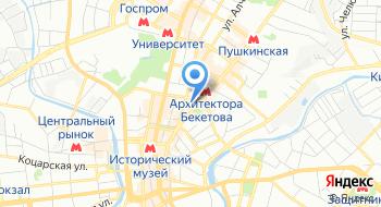 Харьковское областное отделение Всеукраинского общественного объединения Украинская кинологическая федерация Айрис на карте