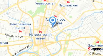 Business Vector на карте