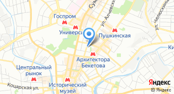 Харьковское областное государственное радио на карте