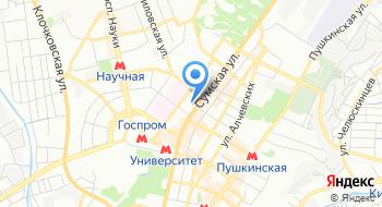 Перерабатывающий завод на карте