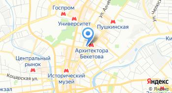 Образцовый хореографический ансамбль Росинка на карте