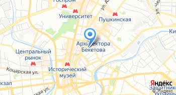 Частный Нотариус Погребняк Наталья Викторовна на карте
