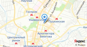 Центр содействия предпринимательству на карте