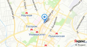 Солар-Украина на карте