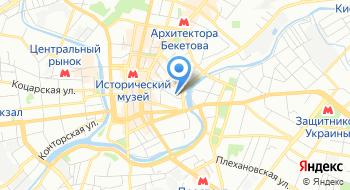 Женский журнал Идеальная жизнь на карте