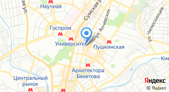 Дергачевское Рохо КСУ Бест Дог Офис на карте