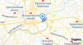 Панацея XXI век на карте