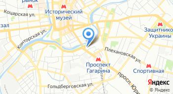 Сервисвиза на карте