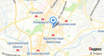 Nakleyko - фотопечать для интерьеров на карте