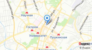 УкрТурКом на карте