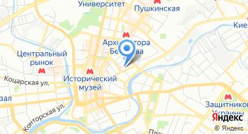 Spalah на карте