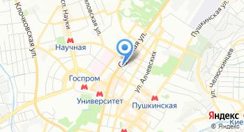 ПриватБанка на карте