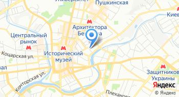 Юридическая компания Шкребец и Партнеры на карте