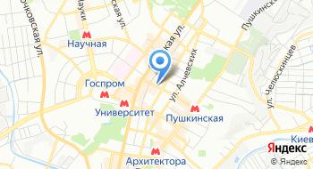 Львовская IT-школа на карте