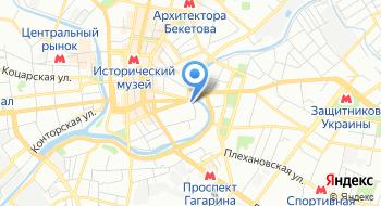 Харьковский научно-исследовательский институт комплексной автоматизации на карте