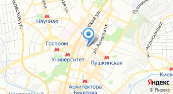 МВА-центр Стратегия на карте