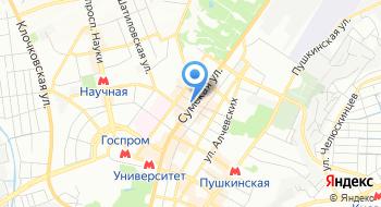 Аптека ЗдоровЯ на карте