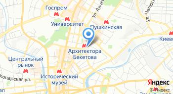 Всеукраинский центр ортопедической помощи на карте