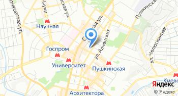 Харьковский Кинологический клуб Ника на карте