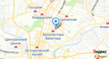 AlfaMaster на карте
