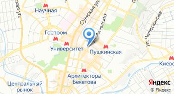 Феротех на карте