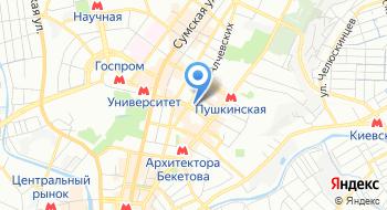 Восточное государственное предприятие геодезии картографии кадастра и геоинформатики на карте