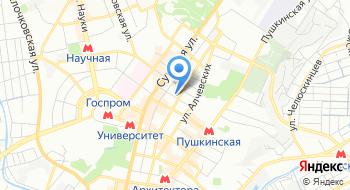 Харьковский областной племенной центр собаководства Кинологического союза Украины на карте