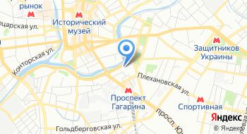 Украинско-голландское совместное предприятие M. E. C. -Consult на карте