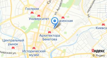 Приватбанк на карте