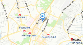 Интернет-маркетинг на карте