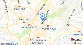 Netpeak на карте