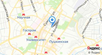 Компания Укрсинтез на карте