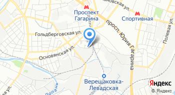 Техарм на карте