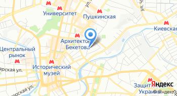 Арт-клуб Агата на карте