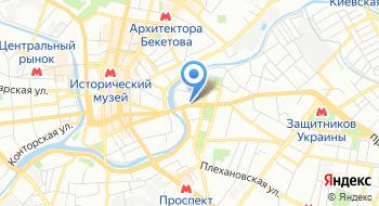 Куоз Харьковская городская стоматологическая поликлиника № 6 на карте