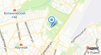 Веревочный городок S-Park на карте
