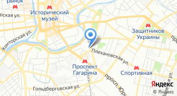Востокметаллторг на карте