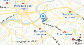 Startravel на карте