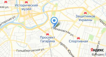 Водсервис-Харьков на карте