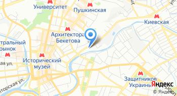 Украинский государственный научно-исследовательский институт Укрводгео на карте