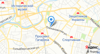 A/C service на карте