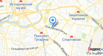 Украинский Банный Маркет на карте
