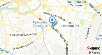 Мастерская на Кирова на карте